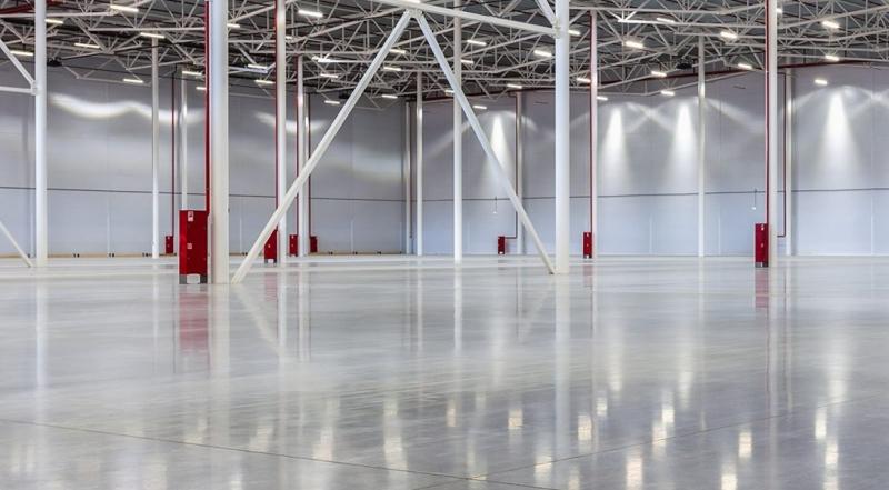 Промислові підлоги: види і способи заливки